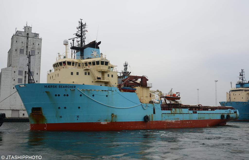 Maersk Searcher