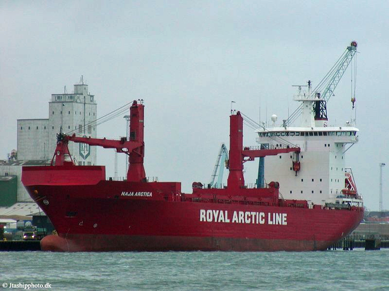 Naja Arctica 0105