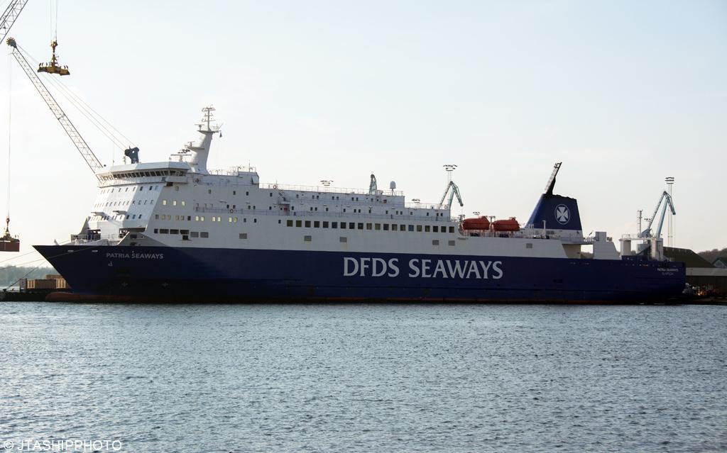 Patria Seaways