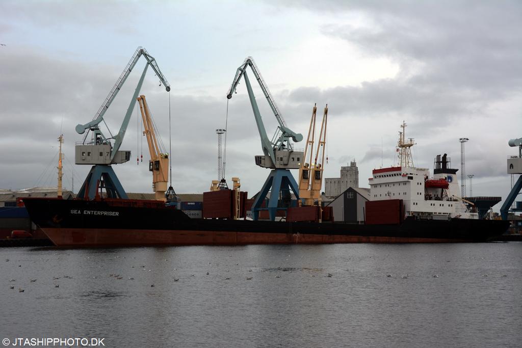 Sea Enterpriser