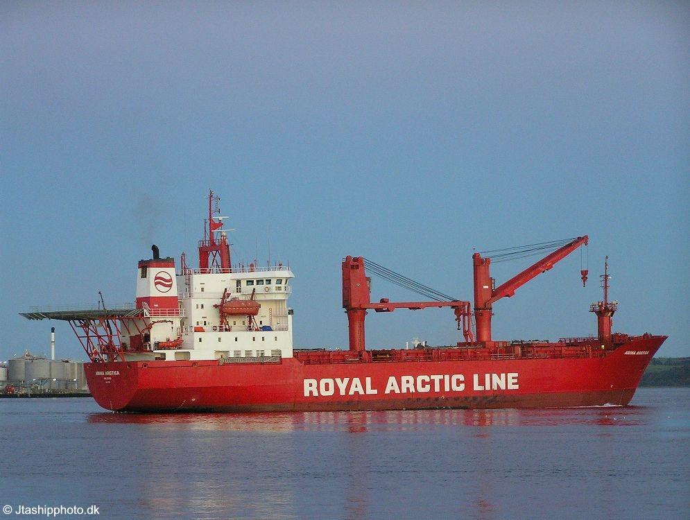 Arina Arctica
