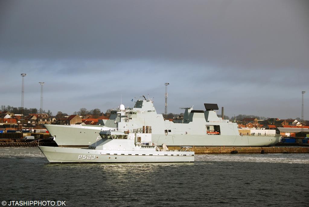 F361 Ivar Huitfeldt