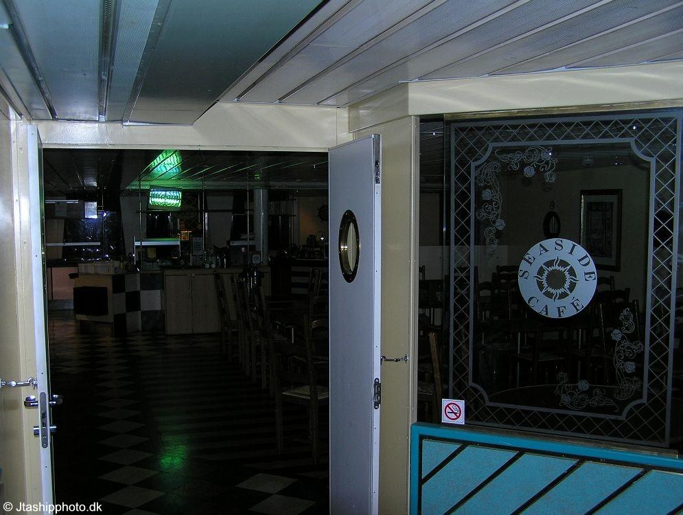 Jupiter Seaside Cafe
