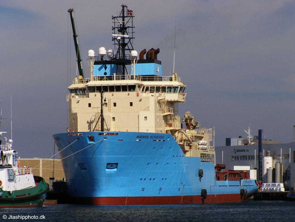 Maersk Achiever