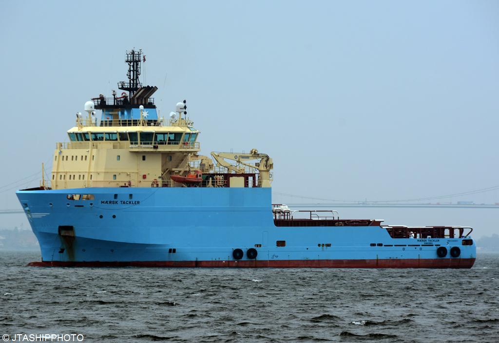 Maersk Tackler (3)