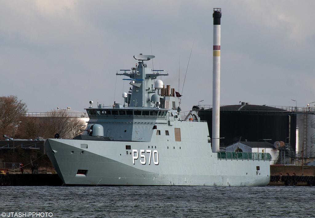 P570 Knud Rasmussen