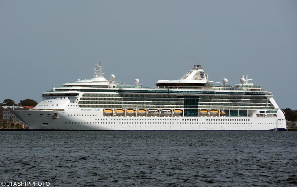 Serenade Of The Seas (1)